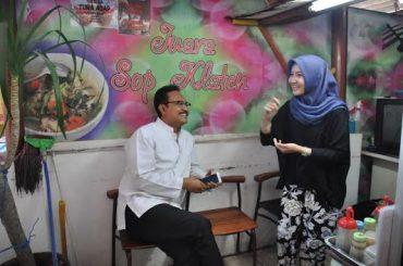 Vice Governor of East Java Coffee Launches Program GPT and Gus Ipul