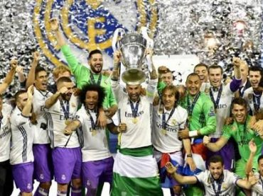 Real Madrid Juara Champions 2018
