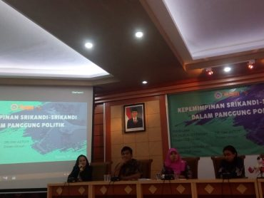 Ini 4 Srikandi Politik Versi The Initiative Institute