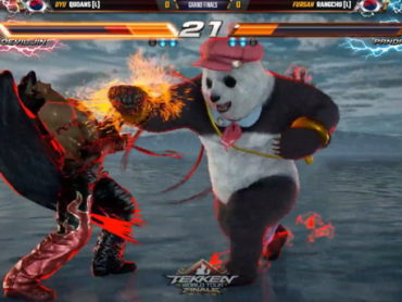 Panda Juara Turnamen Tekken World Tour 2018