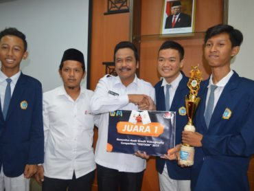 Lewat Video Intuisi Karsa, MAN 1 Gresik Raih The Best Five Kidtion Gresik 2019