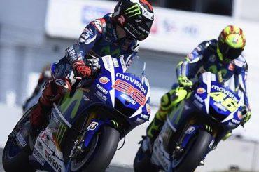 Februari 2016, Rossi dan Lorenso Tampil Di Sepang