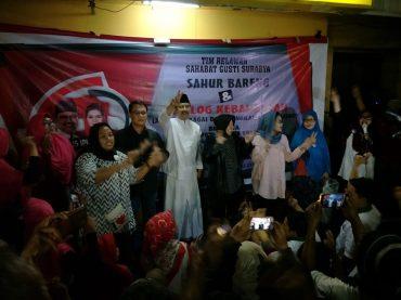 Risma Ajak Warga Surabaya Pilih Gus Ipul-Puti