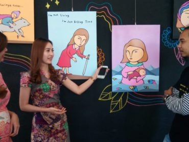 Pameran Seni Digital Love Is Everything Digelar di Artotel