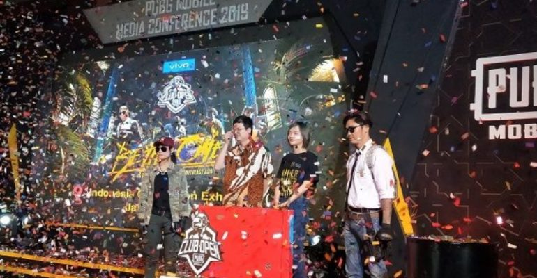 Final PUBG Mobile Club Open 2019 Asia Tenggara Digelar di Indonesia