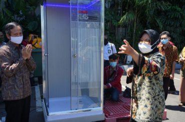 """Penanganan Covid, Bank Mayapada """"Jorjoran"""" Berikan Sumbangan Ke Pemkot Surabaya"""