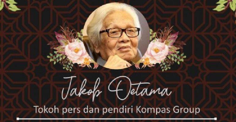 Bung Karno, Nama Kompas dan Independensi Jakob Oetama